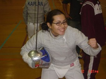 Helen Davis, Liberty Fencing Club
